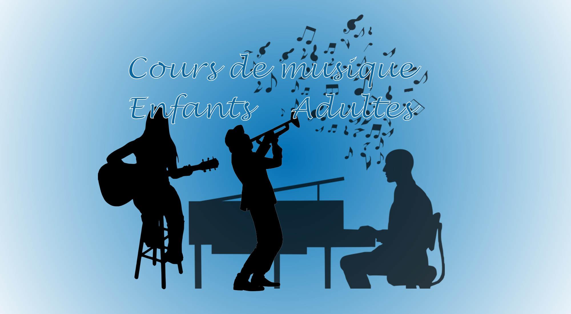 Les Notes Bleues, cours de musique Lesneven